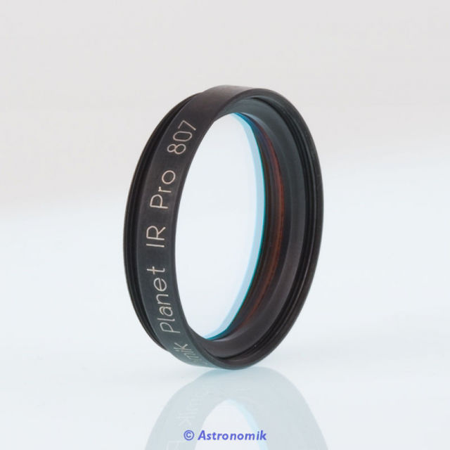 """Picture of Astronomik Planet IR Pro 807 Filter 1,25"""""""