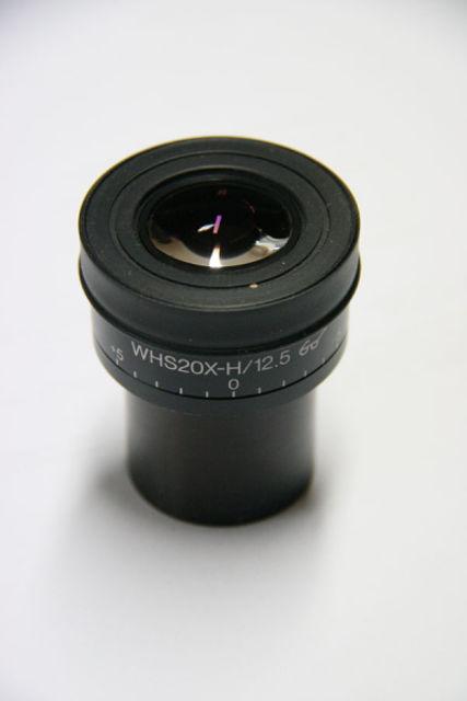 """Bild von Olympus Okulare ,WHS 20X-H/12.5, 12.5mm 55°, 1.25"""""""