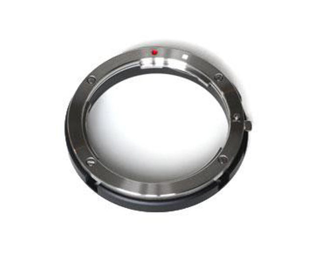 Picture of Moravian adapter to EOS lenses for G2/G3 with internal filter wheel