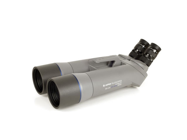 Bild von APM 26x82 SD-Fernglas 45° mit Okularset UF18mm