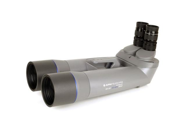 Bild von APM 26x82 SD-Fernglas 90° mit Okularset UF18mm