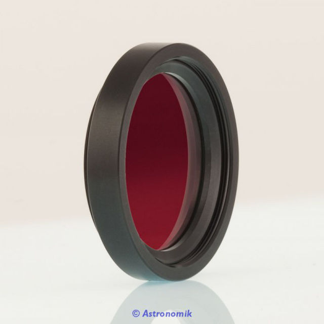 Picture of Astronomik ASHA6nm1 -  H-Alpha CCD Filter, 12 nm, -T2 (M42x0,75)