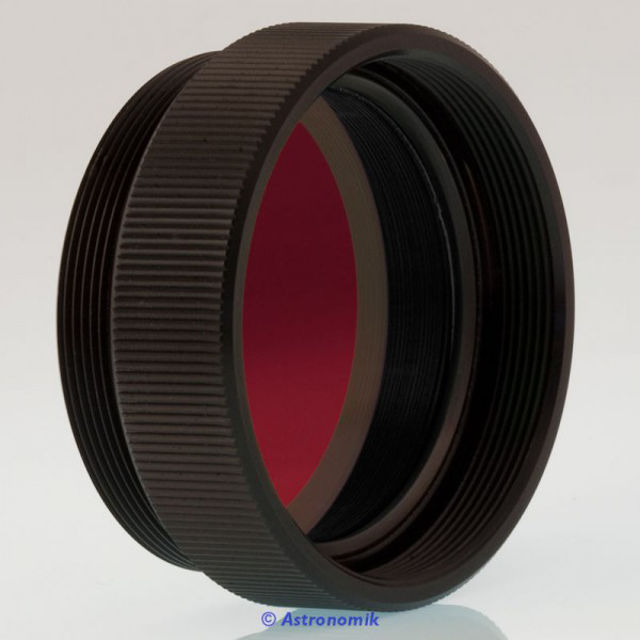 Picture of Astronomik SII CCD Filter, 12 nm, SC mounted