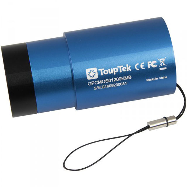 Picture of ToupTek Camera GPCMOS1200KMB Mono Guider