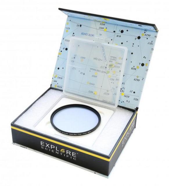 Picture of Explore Scientific Dark-Sky-Filter 77 mm Slim