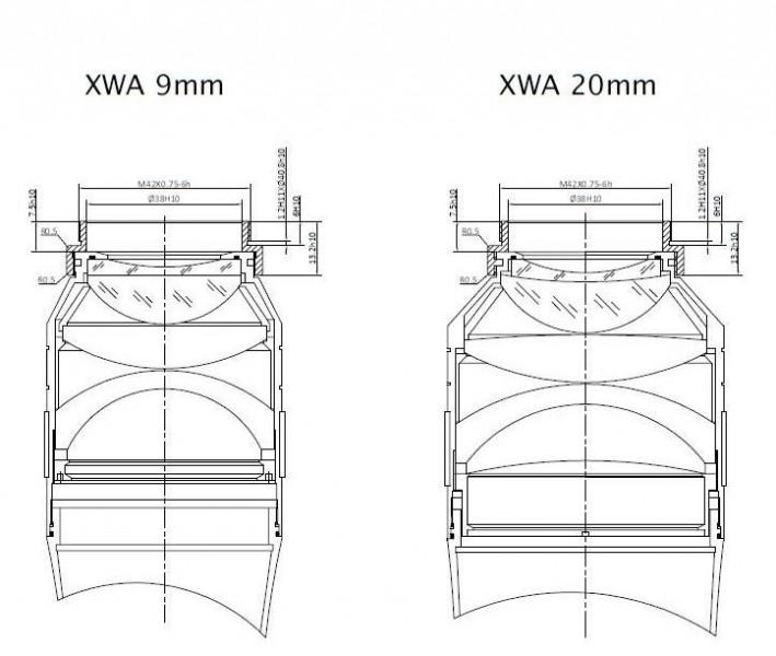 Bild von APM Photoadpter für XWA Okulare