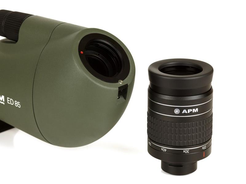 Bild von APM 85mm Apo Spektiv