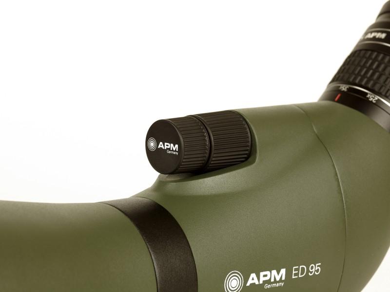 Bild von APM 95mm APO Spektiv