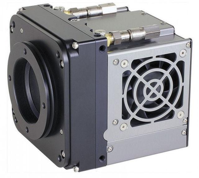 Bild von FLI - Kepler KL400 back illuminated UV  CMOS Kamera (monochrom) Grade 1 mit Shutter