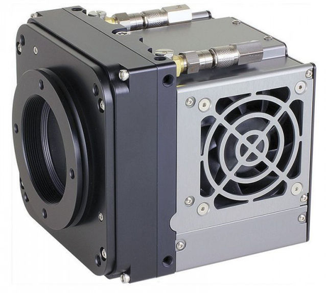 Bild von FLI - Kepler KL400 back illuminated UV CMOS Kamera (monochrom) Grade 2