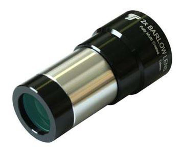 Picture of TS Optics TSB21 1,5x and 2x achromatic Barlow Lens - 1,25 inch