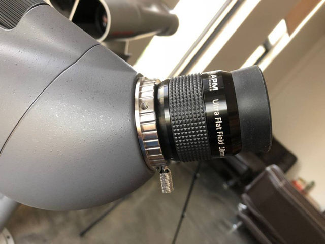 "Bild von APM SpottingScope Adapter 1.25"""