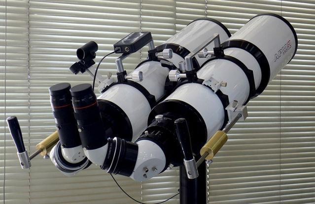 Picture of APM Bino 152mm telescope