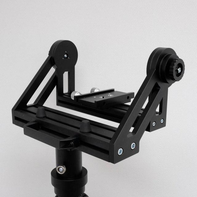 Picture of APM fork mount for big binoculars