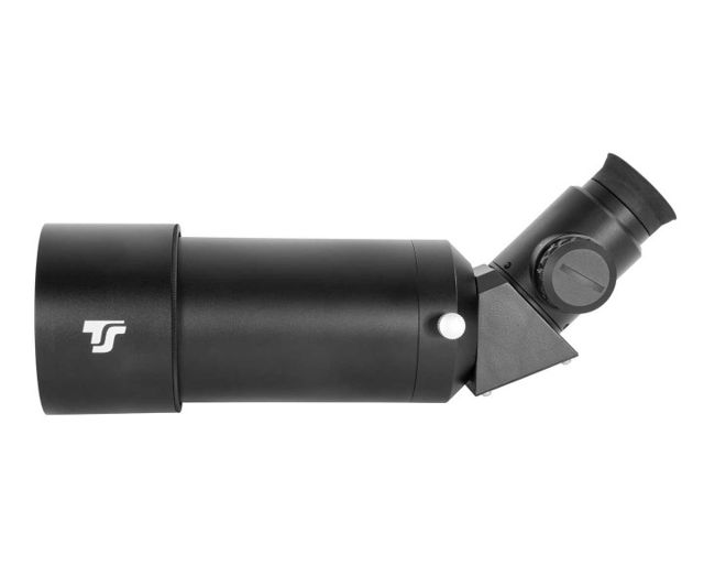 Picture of TS Optics 60 mm Finder with illuminated reticle eyepiece and Guide Scope