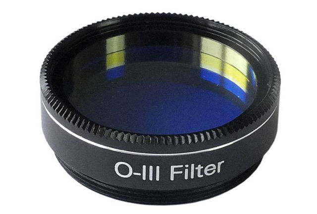 """Picture of O-III NARROWBAND FILTER 1.25"""""""