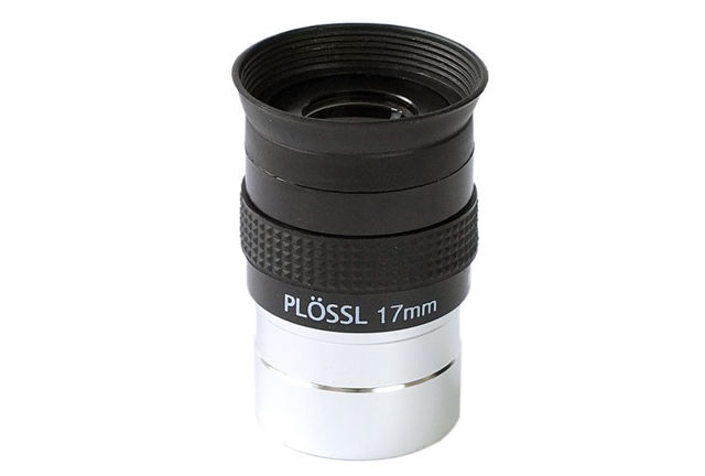 Picture of Skywatcher Super Plössl 17 mm eyepiece with 52° field of view