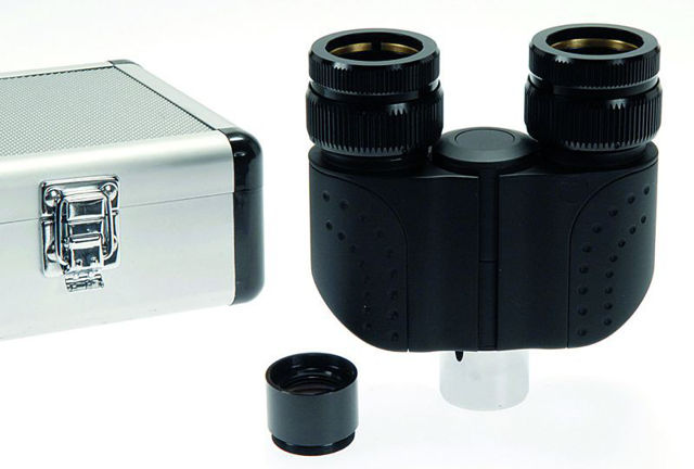 Picture of BINOVIEWER (WITH X2 BARLOW LENS)