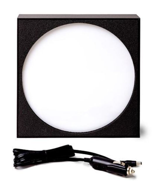 """Picture of Flat-Field-Box for astro photography for up to 6"""" instruments - 180mm clear aperture"""
