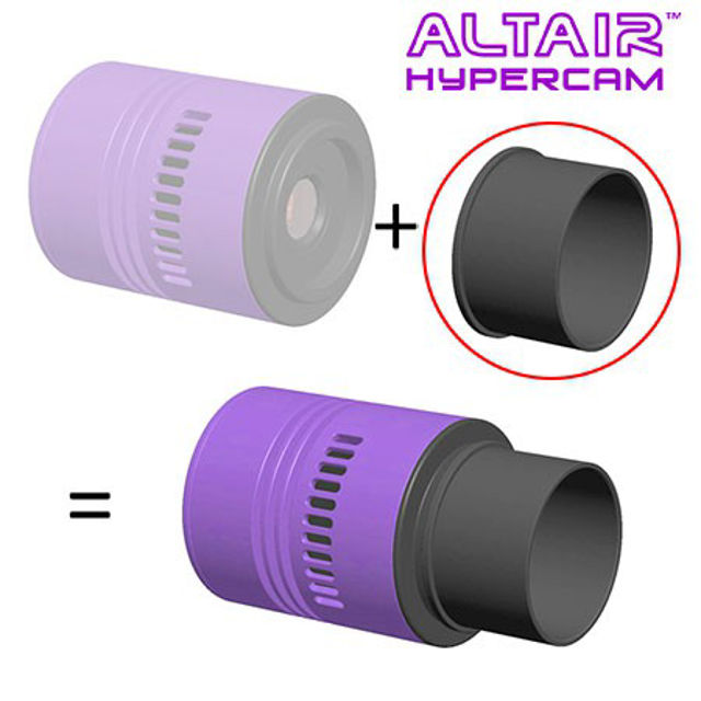 """Bild von Altair Hypercam 2"""" Adapter"""