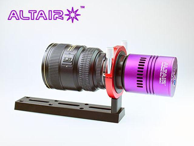 Bild von Altair Canon EOS DSLR-Objektivadapter für Hypercam FAN cooled Kamera
