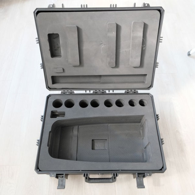 Picture of APM hard case for 100mm Bino 45°
