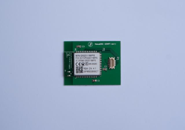 Picture of Nexus DSC WiFi Card