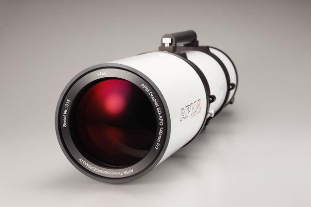 Picture of APM Douplet SD APO-Astrograph 140 f/5.25 - 42mm - 2.5ZTA