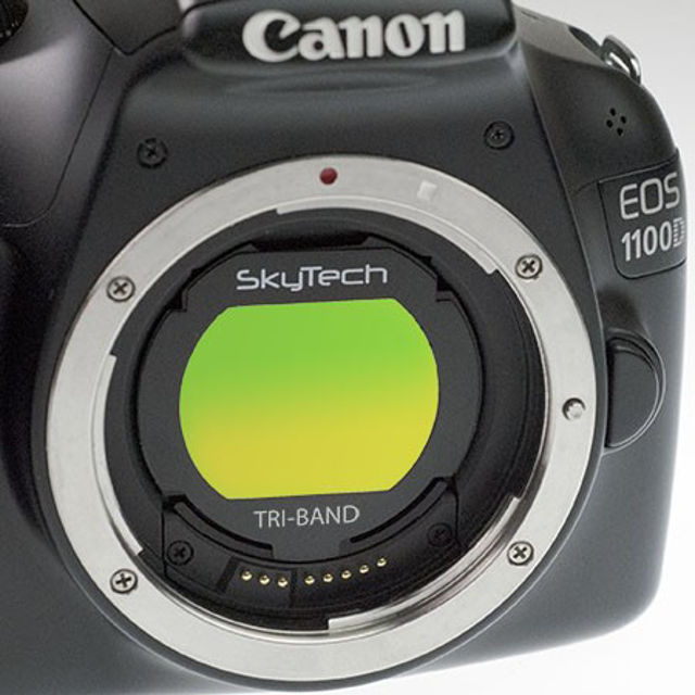 Picture of Altair SkyTech TriBand Canon EOS Clip Filter