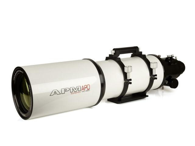Picture of APM Refractor Telescope Doublet SD Apo 140 f/7 FPL53 OTA