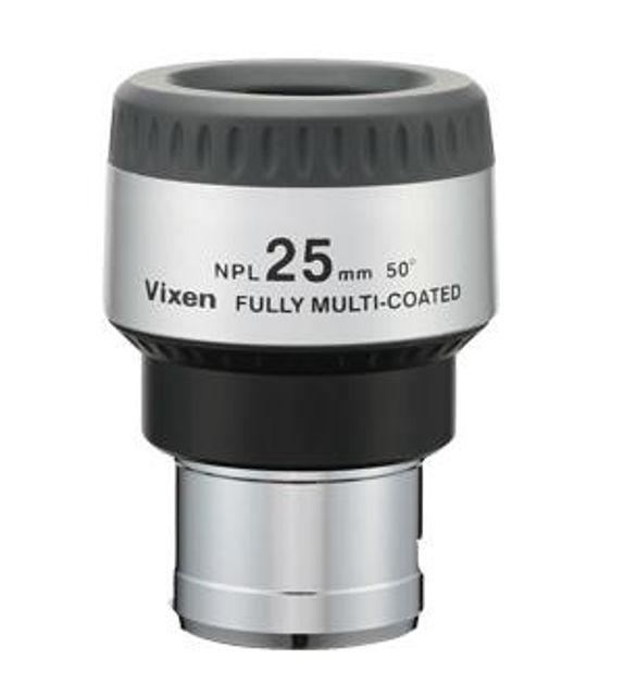 """Bild von Vixen Plössl NPL 25mm - 1,25"""" - 50° Gesichtsfeld"""