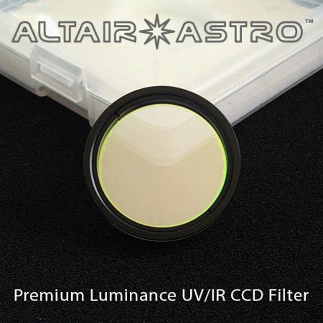 """Picture of Altair SkyTech Astro Premium 1.25"""" luminance UVIR CCD filter with anti-reflection coating"""