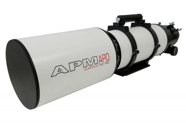 Picture of APM - LZOS Telescope Apo Refractor 130 f/4.5, 52mm, 3.7-inch focuser