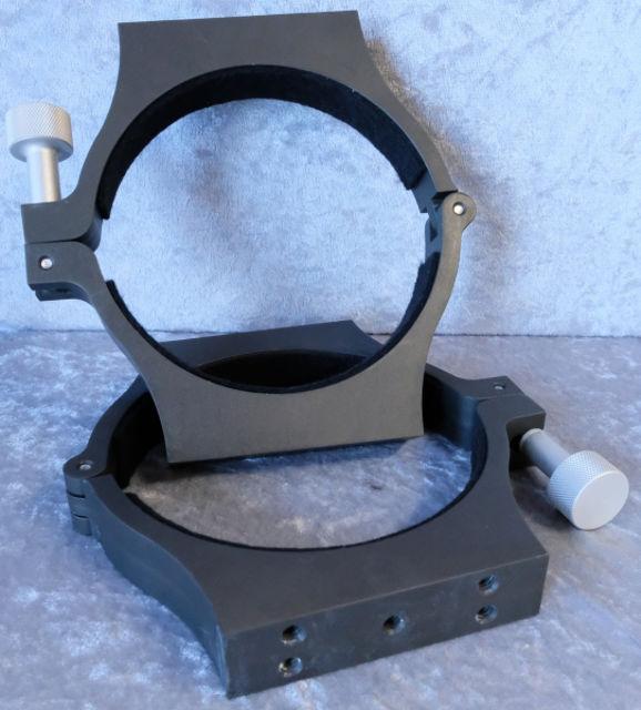 Bild von APM-JK CNC-Rohrschellen für Tubusdurchmesser 136 mm , 1 Stück