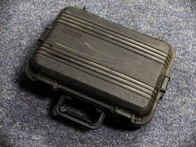 Picture of sturdy Plastic Case , Outside: 49 cm x 37 cm x 20 cm