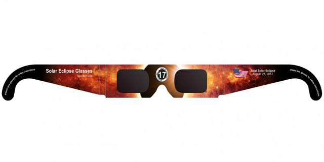 """Picture of Solar eclipse glasses """"Totality"""" (Eclipse glasses, 5-Set) by TSE17"""