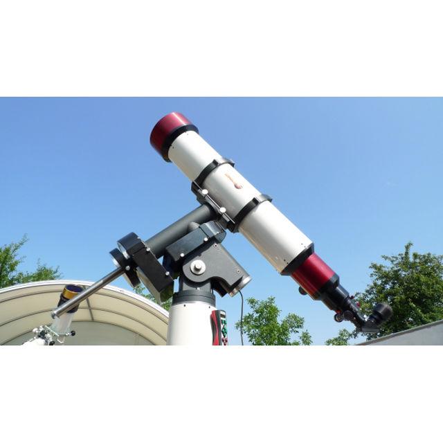 Picture of Lunt LS 230 H-alpha Solar telescope