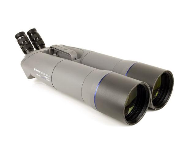 Bild von APM 120mm 45° SA Fernglas mit UF18mm & Leuchtpunktsucher