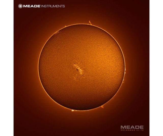 Picture of Coronado SolarMax III 70 mm H-Alpha Solar Telescope with BF10 Blocking Filter
