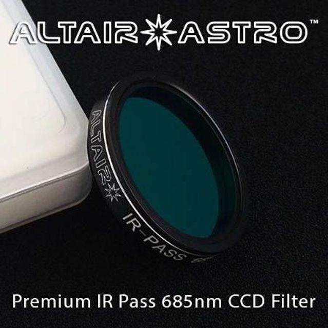 Bild von Altair Astro Planet-Killer 685nm Premium IR Pass Filter mit AR Vergütung