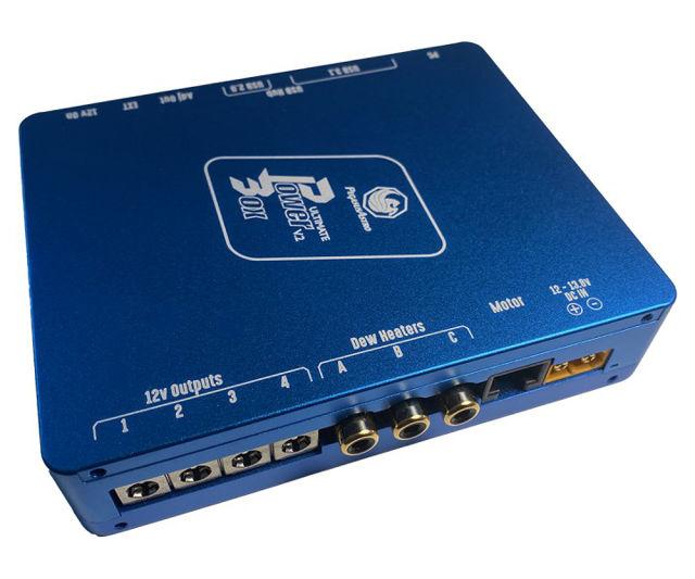 Bild von Pegasus Ultimate Powerbox V2 für optimales Strommanagement am Teleskop