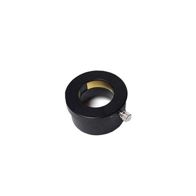 """Bild von TS-Optics Adapter von 2"""" auf 1,25"""" mit Messingklemmring und Filtergewinde"""