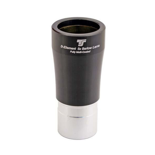 Picture of TS Optics apochromatic Barlow Lens 5x - 1.25 inch