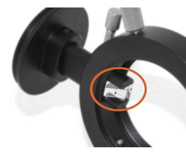 Bild von Ersatzprisma für TS Optics Off-Axis-Guider TSOAG16 und TSOAG9G2