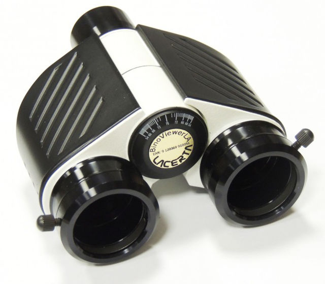 Picture of Lacerta Binoviewer for 31.7mm focusers