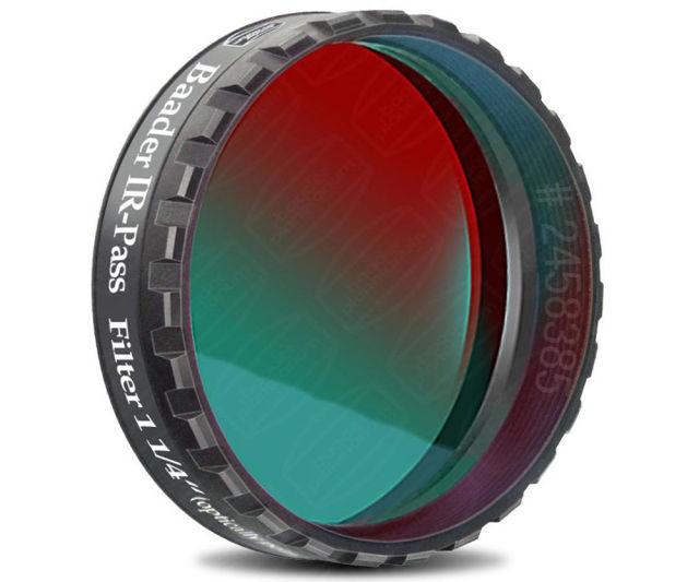 """Bild von Baader IR Pass Filter 1,25"""" (685 nm) - für die Planetenfotografie"""