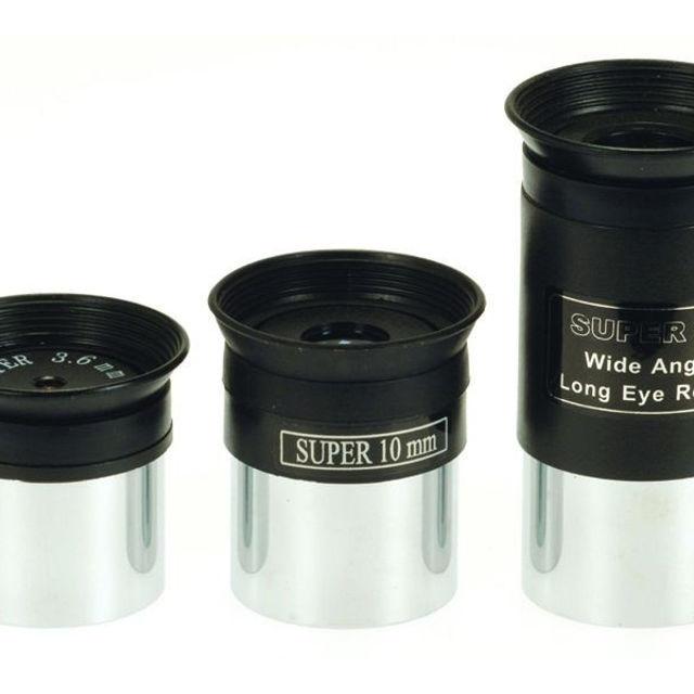 """Bild von Skywatcher Super-MA 25mm-Okular mit 1,25""""-Steckhülse"""