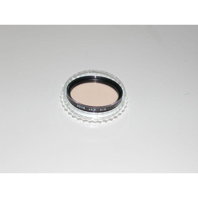 Bild von Filter Hoya 81 B, Durchmesser M48