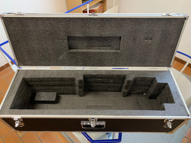 """Picture of APM carrying case for APM 140 mm f/7 SD Apo with 3.7"""" focuser"""