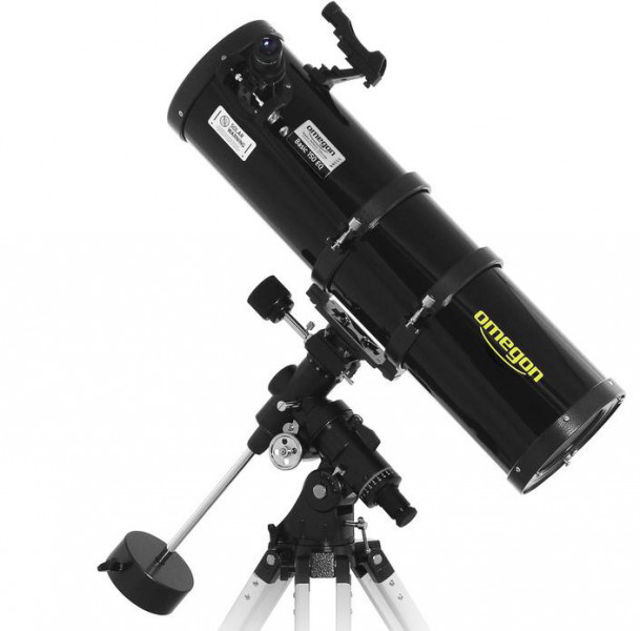 Picture of Omegon Telescope N 150/750 EQ-4